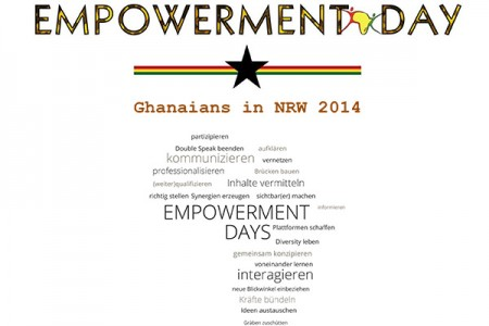 EMPOWERMENT DAY – Ghanaians in NRW 2014