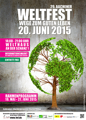 Aachener Weltfest 2015