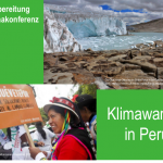 Klimawandel in Peru