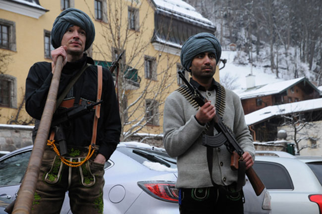 Film: Die kleinste Armee der Welt