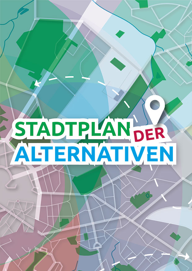 Stadtplan der Alternativen